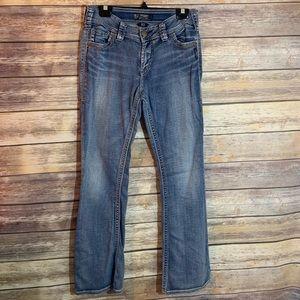Silver Jeans Suki Flap 30 x 32